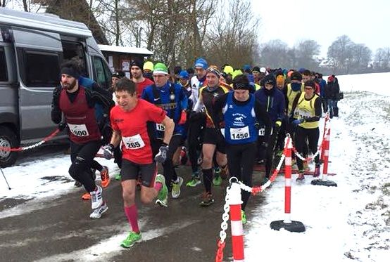 Rothsee2018 Start 10km